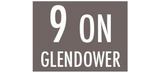 9 on Glendower logo