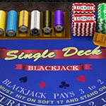 SP Single Deck Blackjack Elite Edition