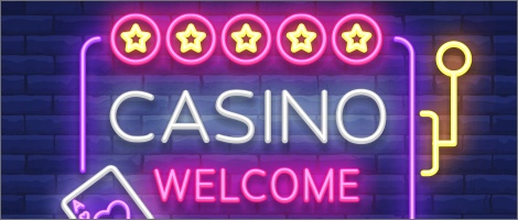 Let our Casino Slots Spin