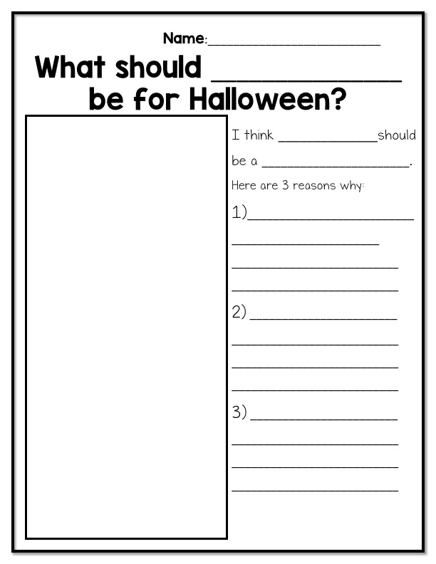 What should my teacher be for Halloween? by wbang · Ninja Plans