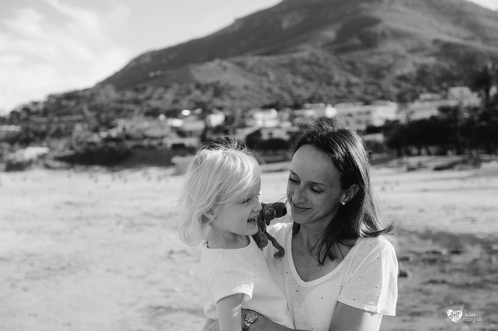 Deirdre & Family // Camps Bay Beach