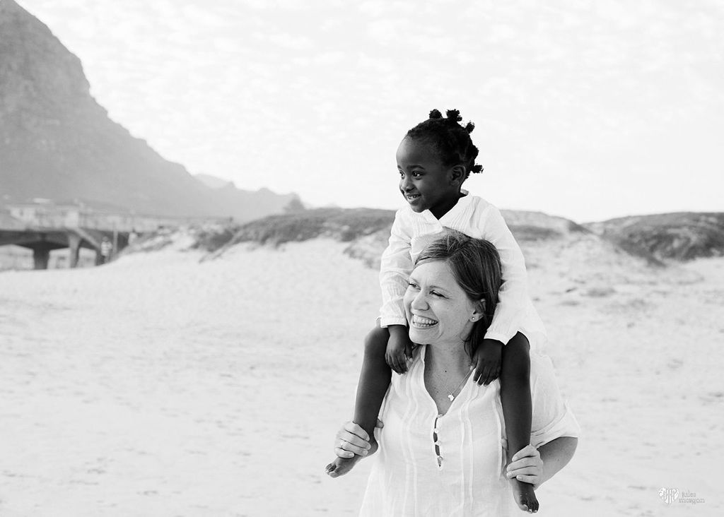 Meeting Joel // Muizenberg Beach, Cape Town