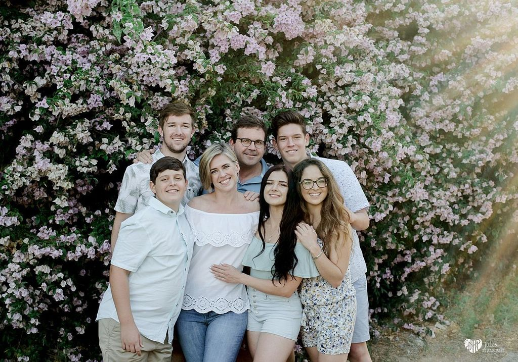 Ziona's family // Constantia Vineyards