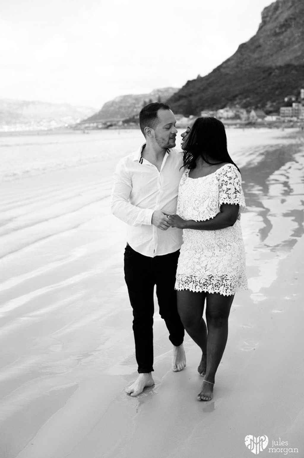 Lana and Pascal // Beach Shoot