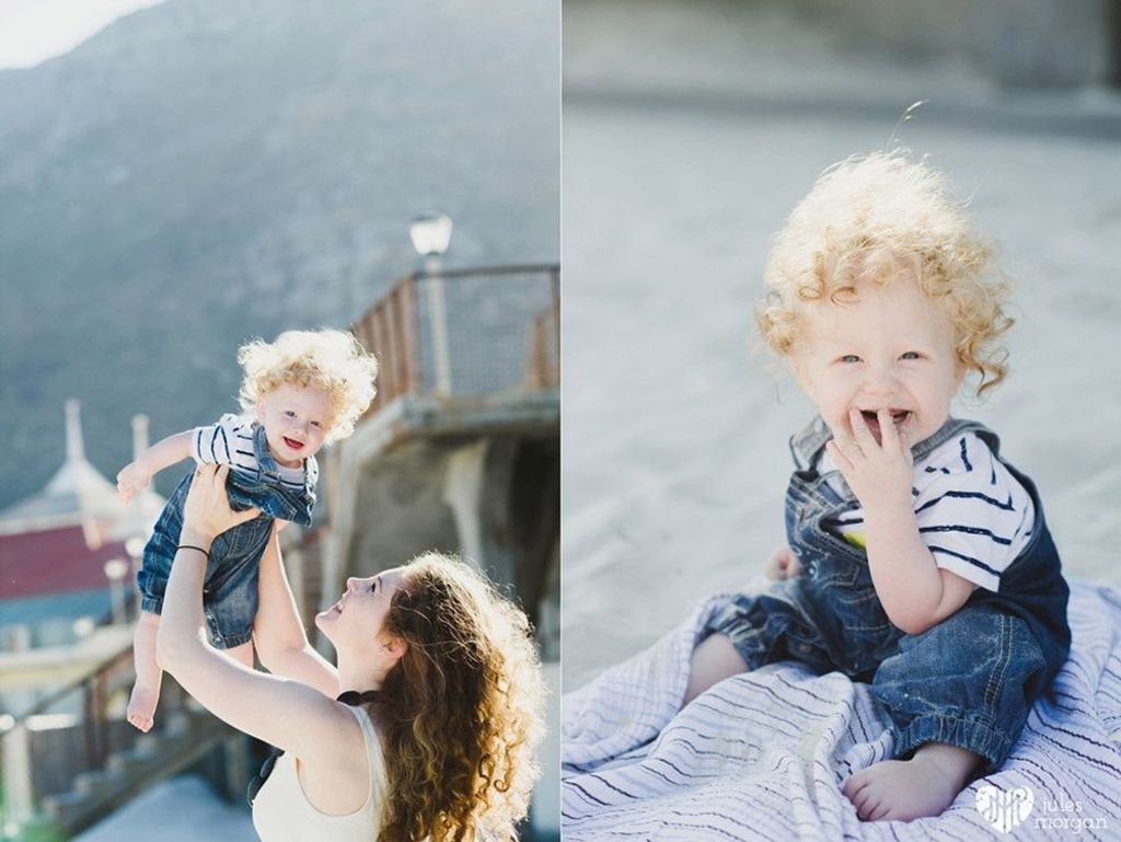 Julie, Ryan and Theo