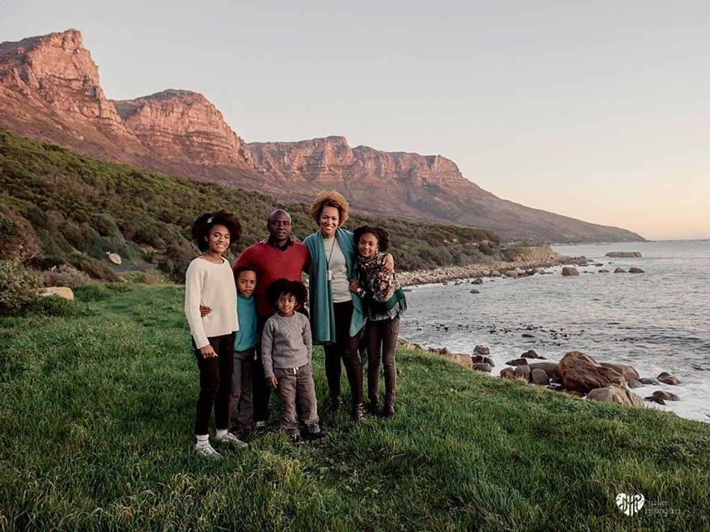Denise's Family // Camps Bay