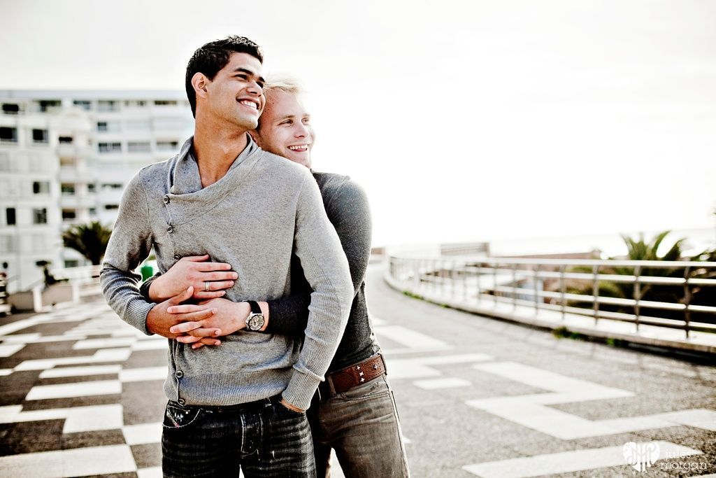 Max and Diego's Couple Shoot