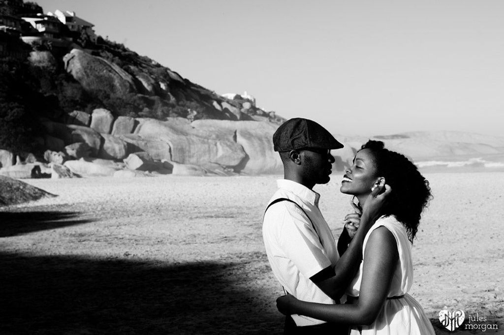 Grace and Festus // Llunduno Beach