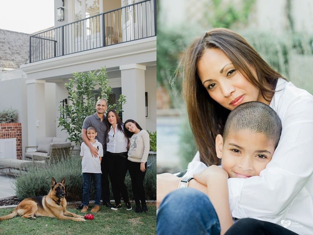 Sedonia's family // On location, Newlands
