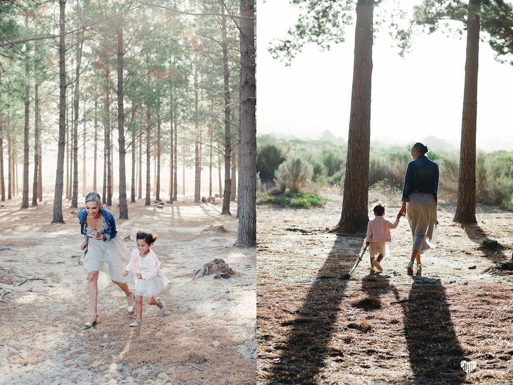 Megan, Gary, Charlotte and Emily // Tokai Forest
