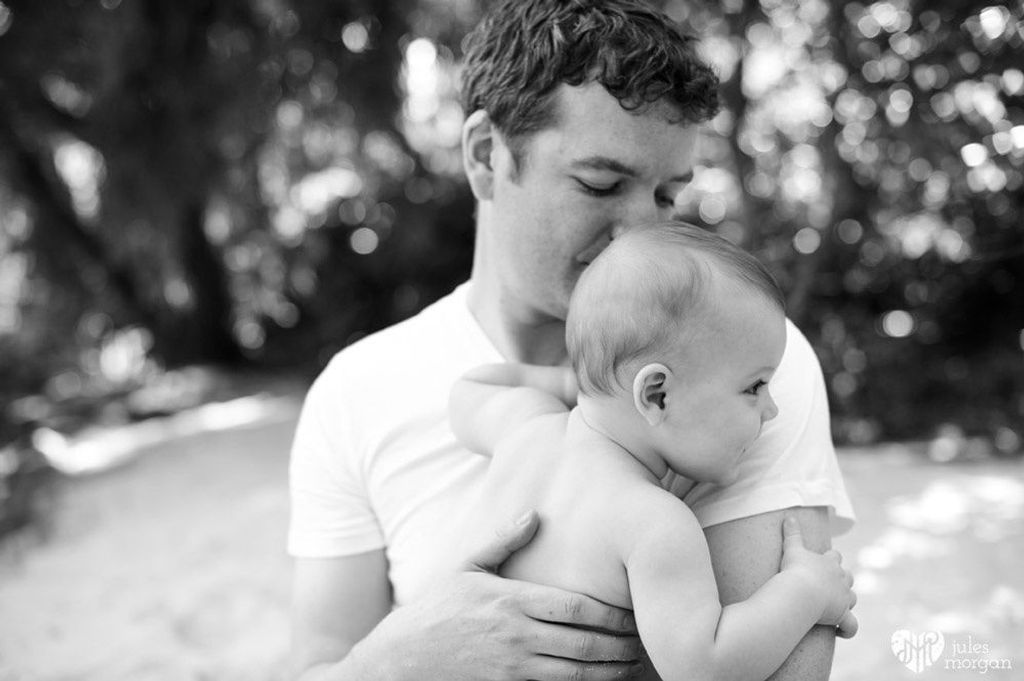Candice, Aaron and Baby Finlay