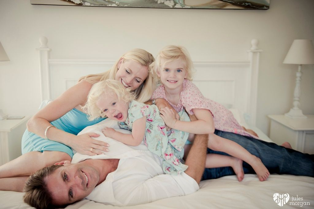 The Roodt Family