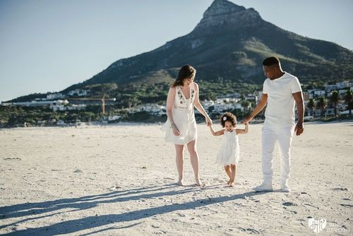 Sylwia & Family // Camps Bay Beach