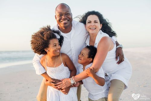 Thierry and Family // Beach Shoot