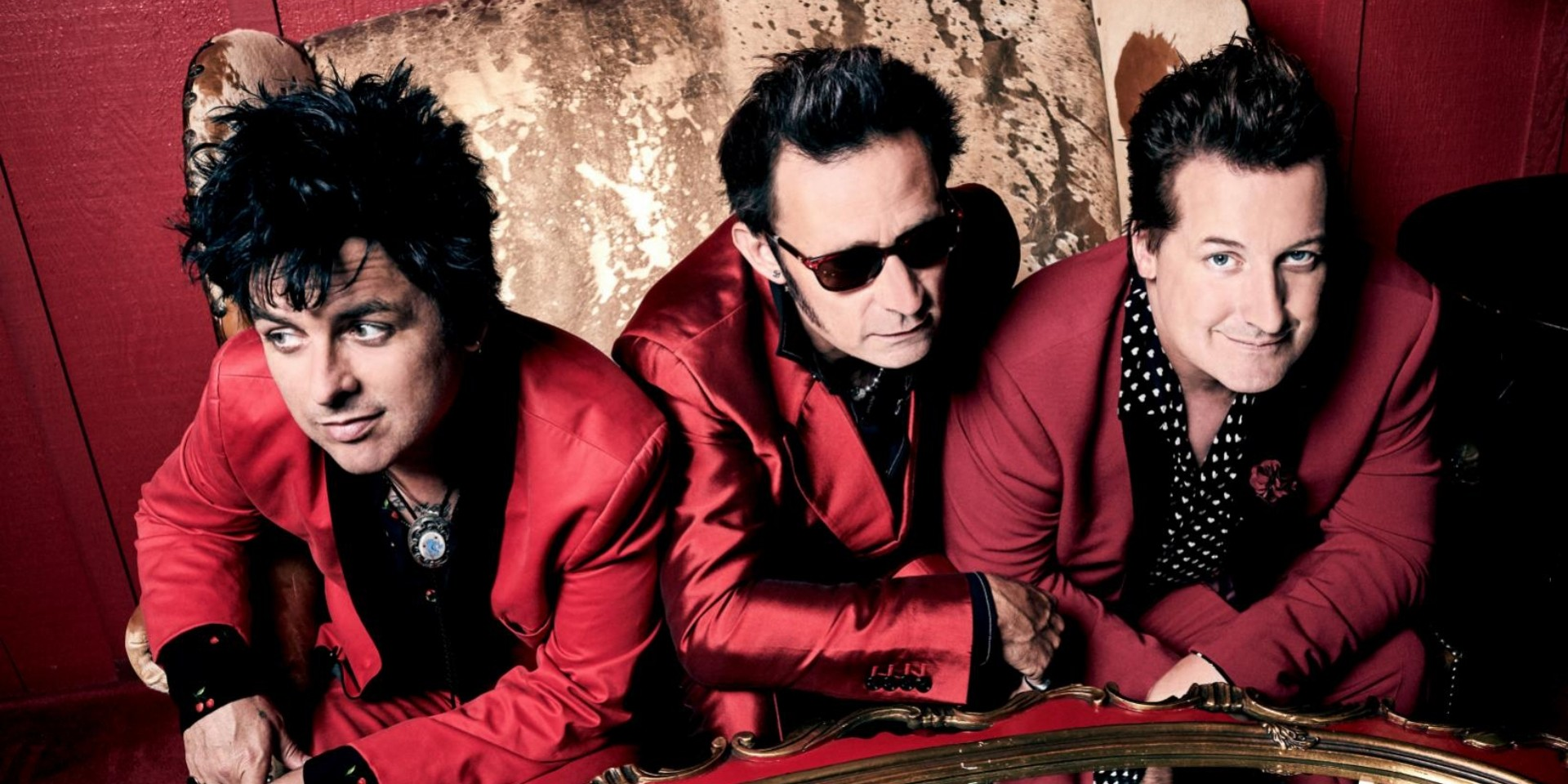 Green Day releases maniacal visuals for 'Father Of All...'