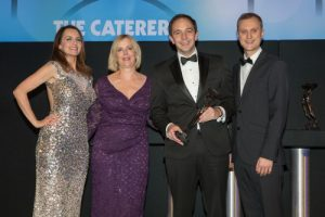 Hotel Cateys 2016: Food and Beverage Manager of the Year