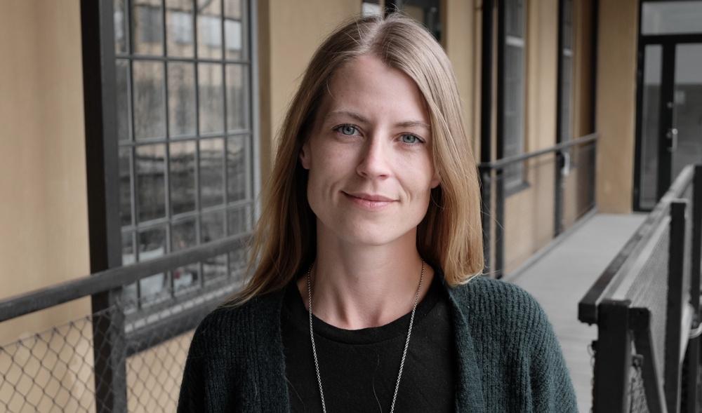 Lina Johansson, projektledare för RÖDIKK.