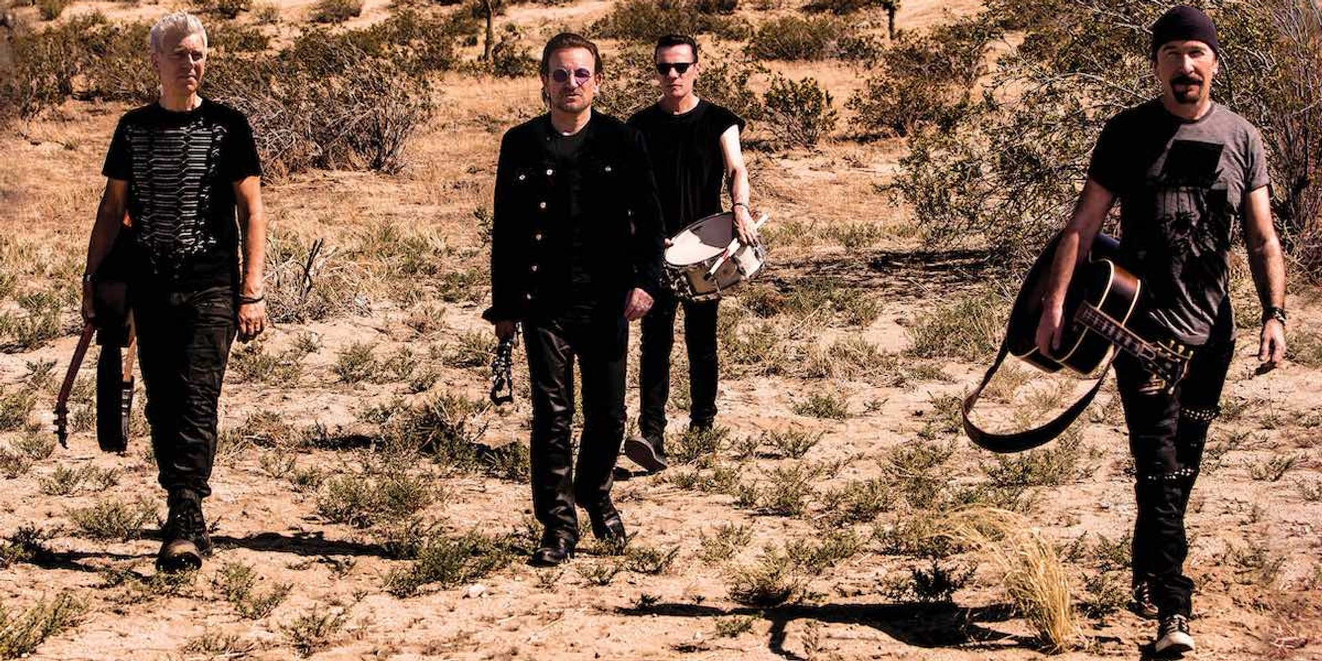 U2 to perform in Singapore