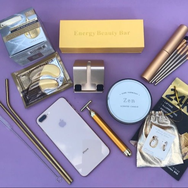 The Golden Years,  Welcome Box   For Women Over 50 Sept. 2018