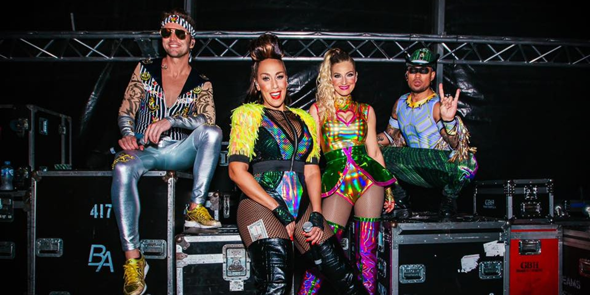 Vengaboys to perform at Marquee Singapore this April