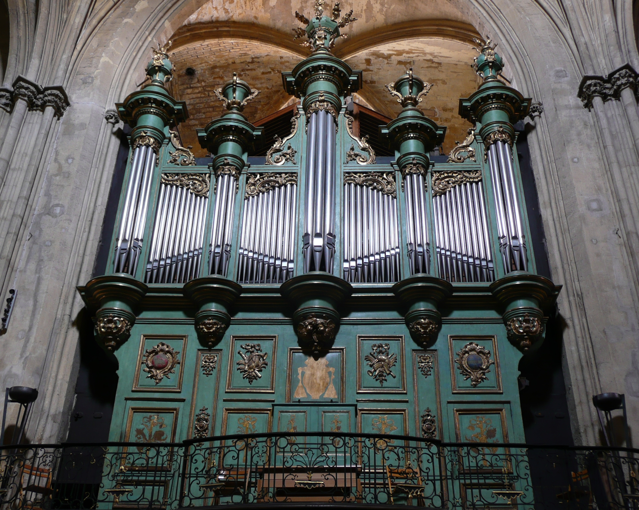 Cathédrale Saint-Sauveur, Aix-en-Provence
