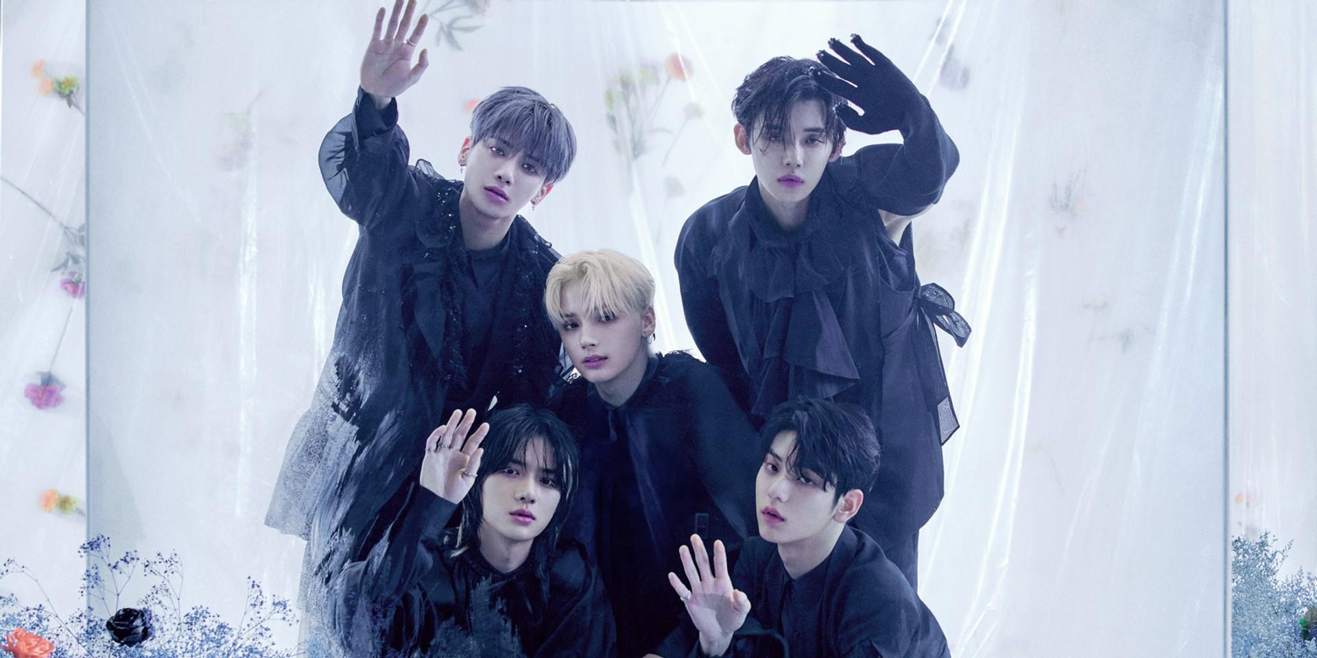 TXT to drop new Japanese mini-album, 'Chaotic Wonderland' this November