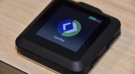 Samfex smart watch