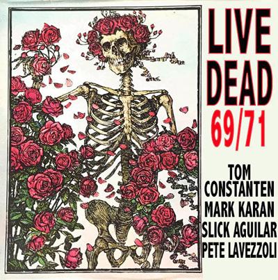 BT - Live Dead - August 8, 2021, doors 5:30pm