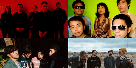 All of the Noise 2019 announce first wave lineup - Deafheaven, Delta Sleep, Cambio, and M1LDL1FE