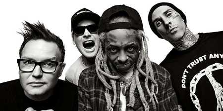 Blink-182 and Lil Wayne release mashup of 'What's My Age Again / A Milli' – watch