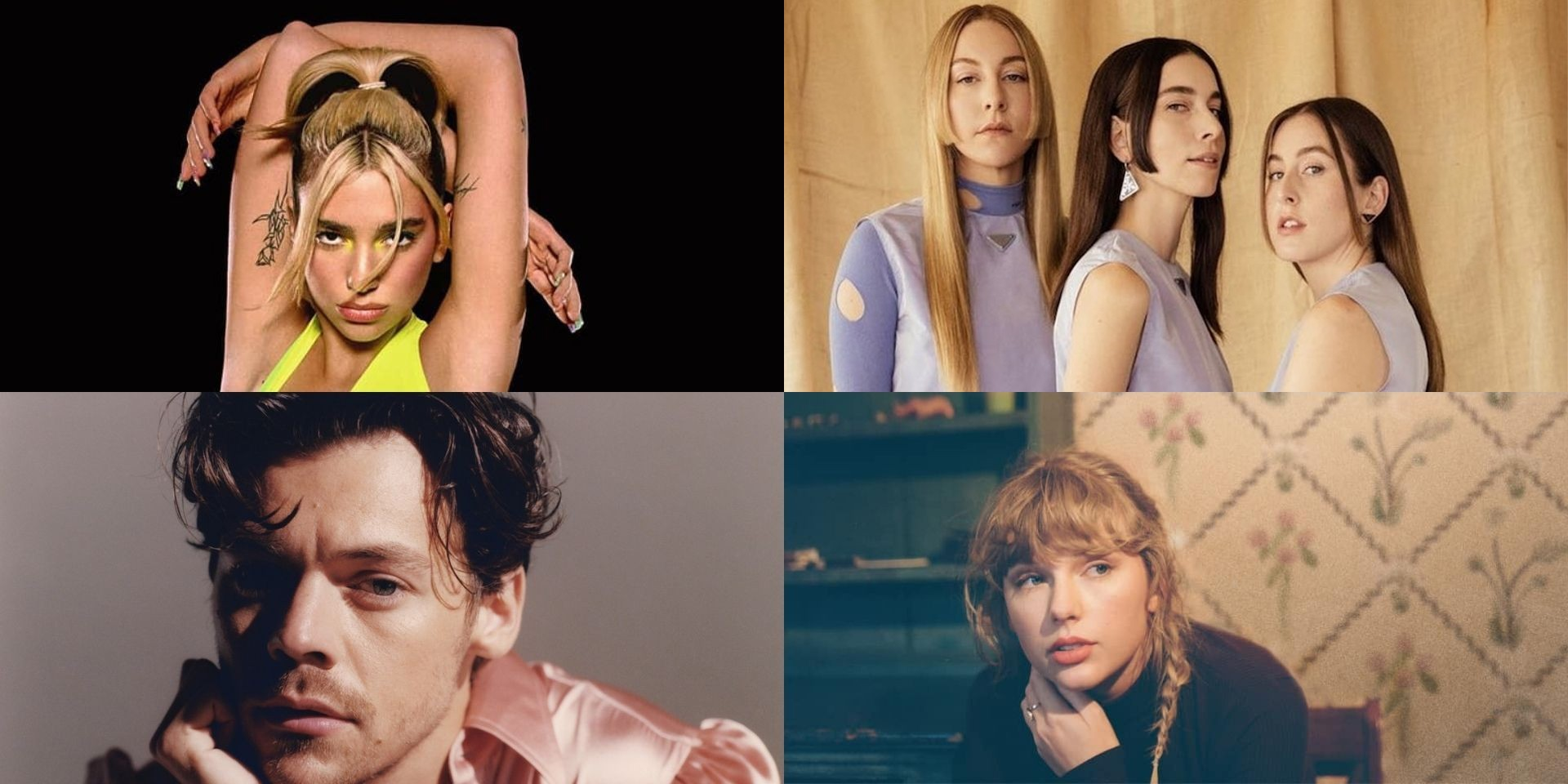 Here are the winners of the 2021 BRIT Awards — Taylor Swift, Dua Lipa, Harry Styles, HAIM, and more