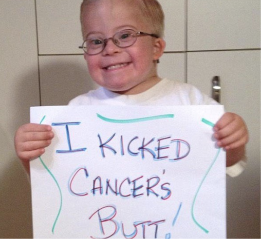 @Fistbumpkid Celebrates 5 Years Cancer Free