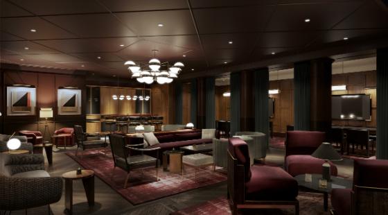 trafalgar square lounge