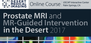 Prostate MRI and MR Guided Intervention - ONLINE