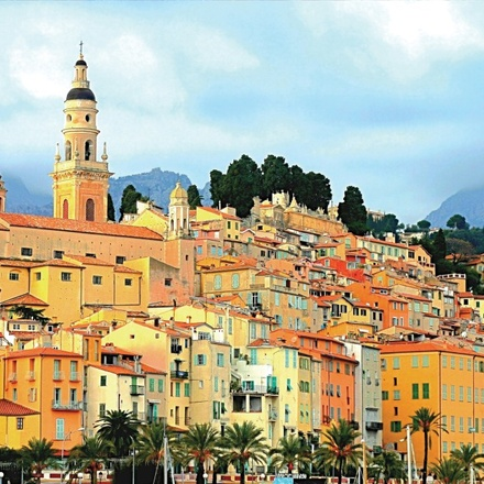 Villas and Gardens of the Cote d'Azur
