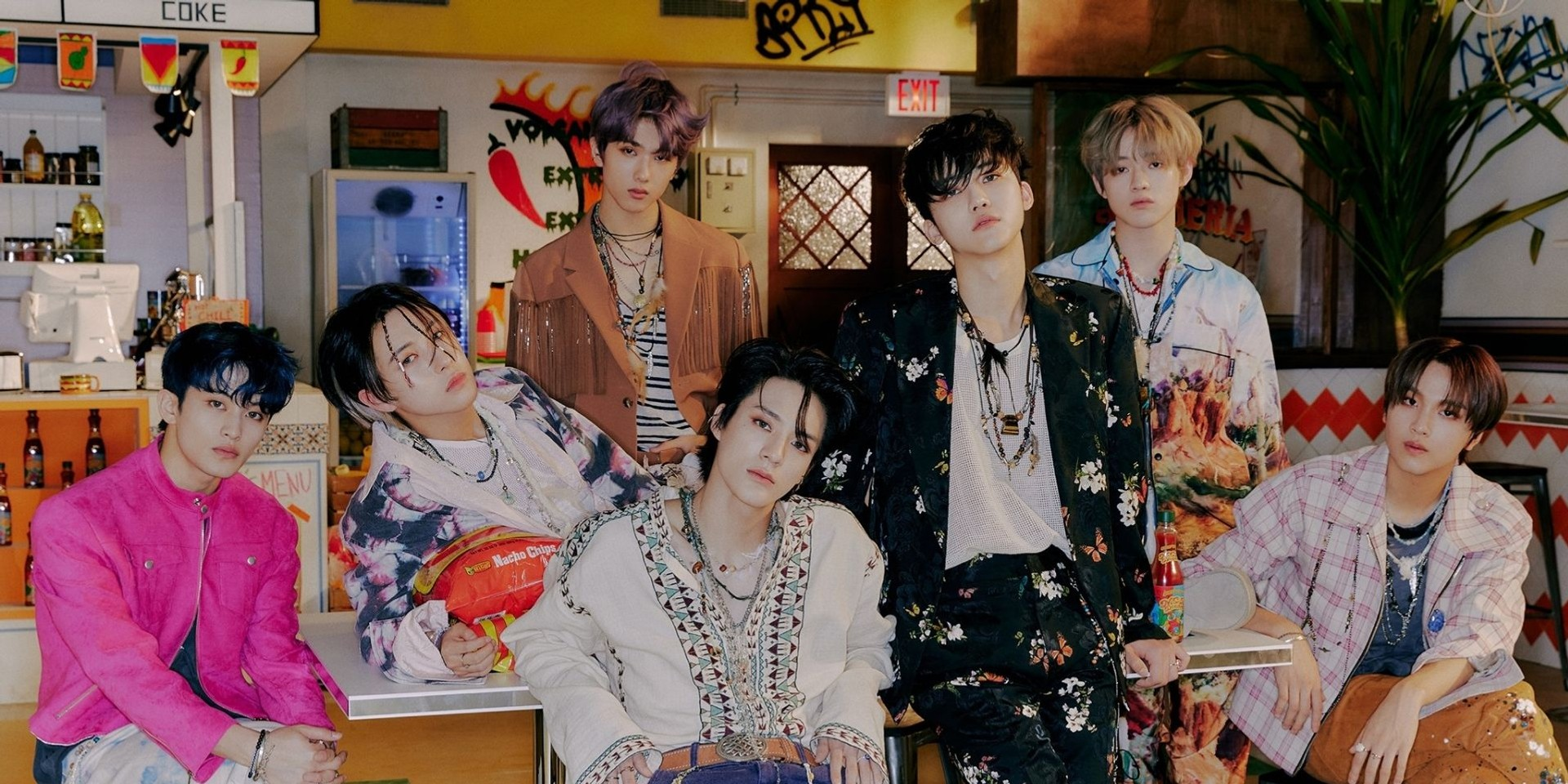 NCT DREAM fire it up with long-awaited full album, '맛 Hot Sauce,' here's what fans think
