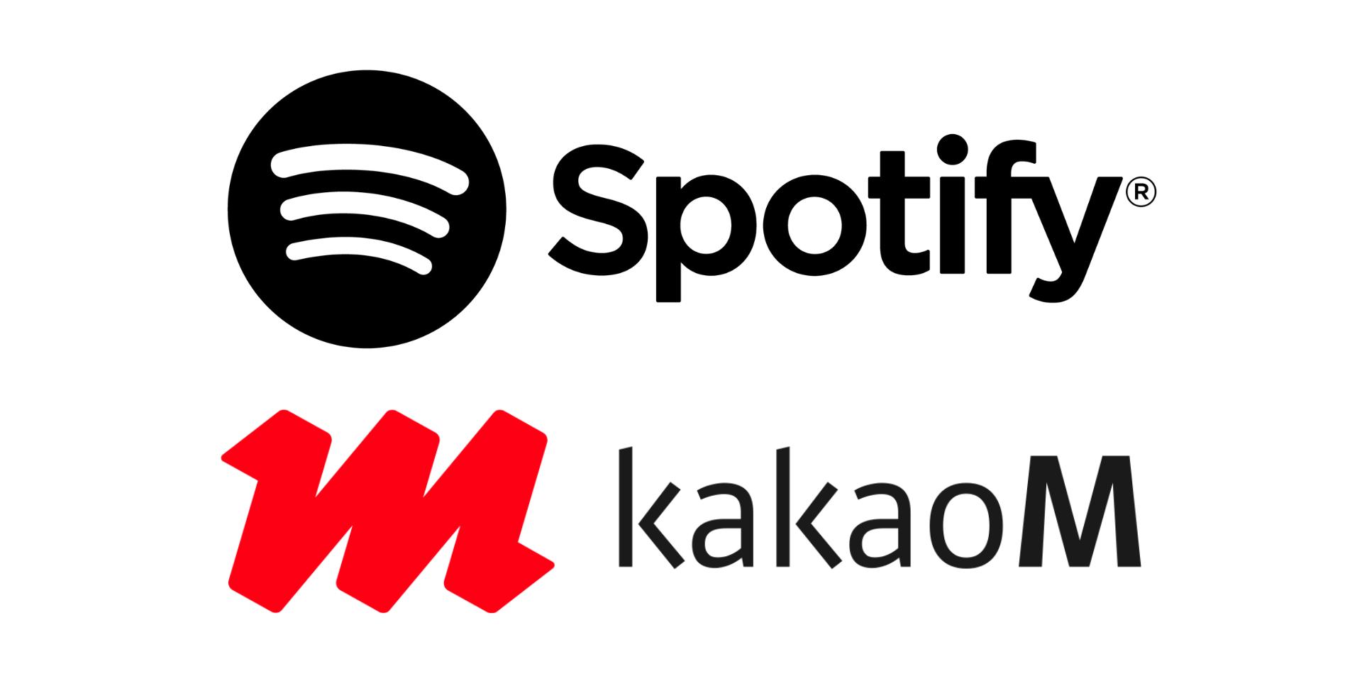 Spotify dan Kakao M.