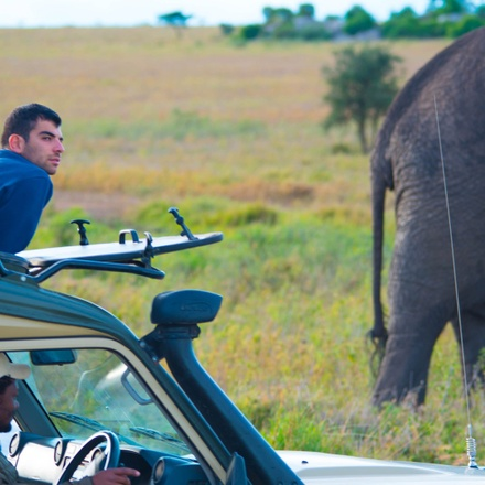 5 Days Tanzania Big 5 Safari