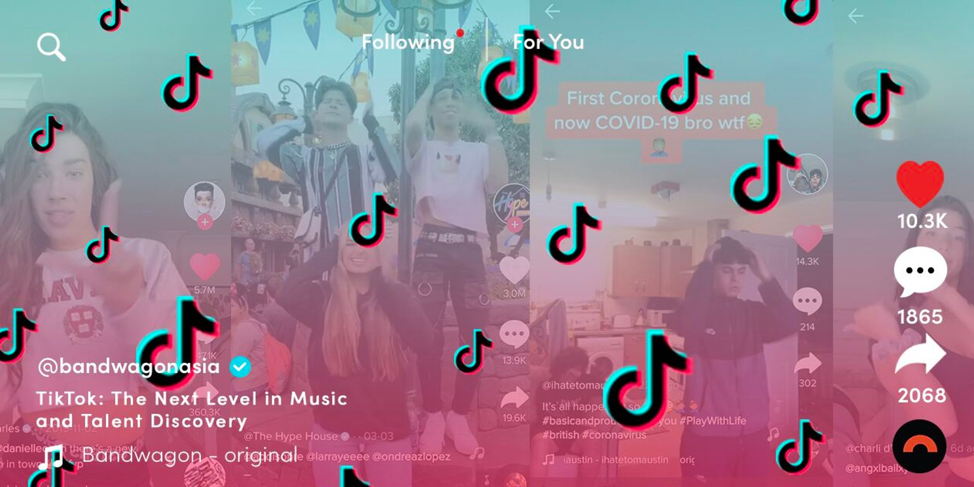 Why TikTok could make you the next viral sensation and brighten up your quarantine