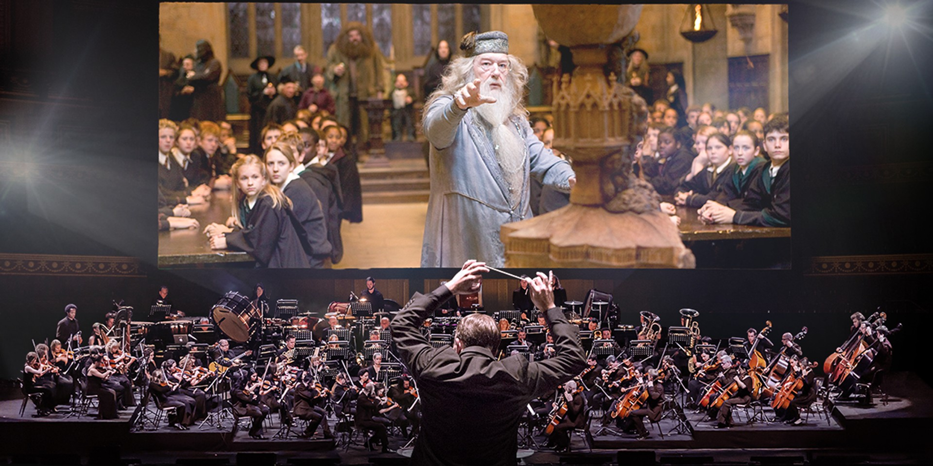 Harry Potter and the Prisoner of Azkaban gets the concert treatment in Singapore