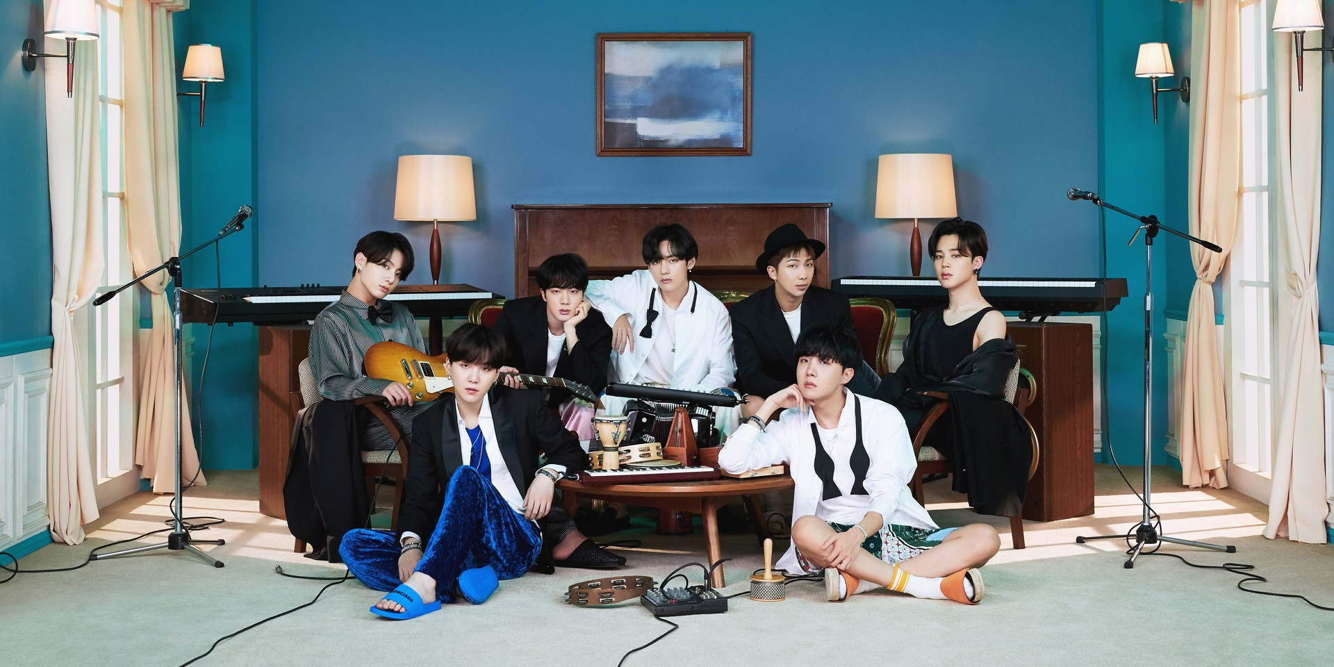 BTS are IFPI's 2020 Global Artist of the Year