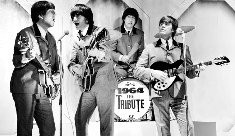 TBT - An Evening with 1964 the Tribute Saturday, February 16, 2019 - Doors: 6:30 PM