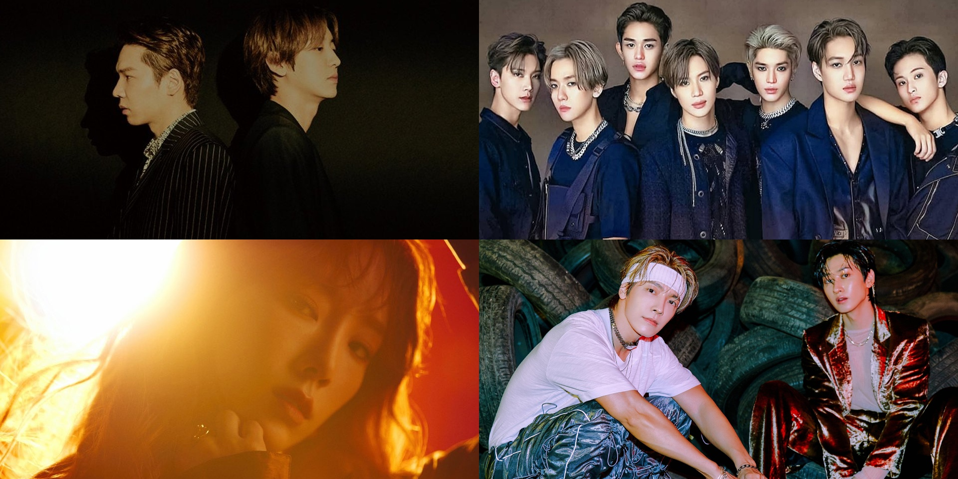 SM Entertainment's Taeyeon, Raiden X Chanyeol, SuperM, Super Junior-D&E to release new music this September