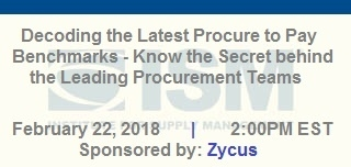 Decoding the Latest Procure to Pay Benchmarks – Know the Secret behind the Leading Procurement Teams