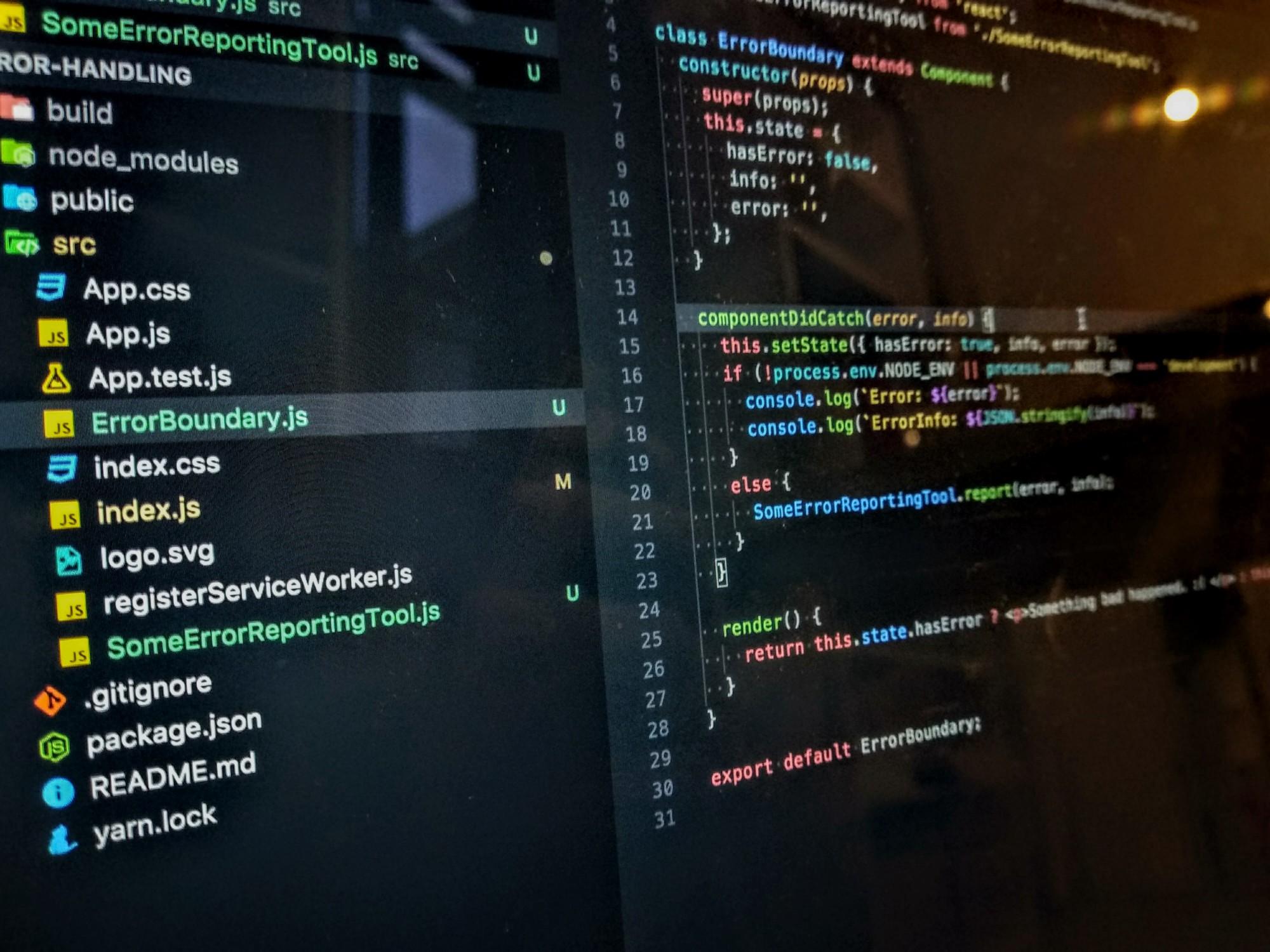 Handle errors like a rockstar in React 16+ | Codementor