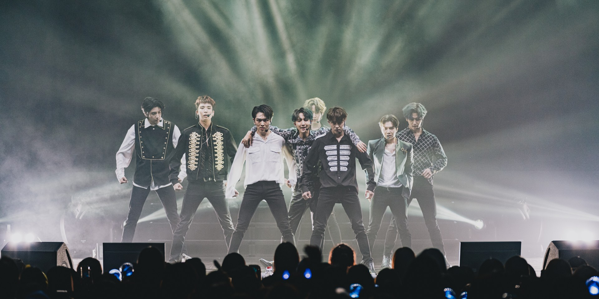 PENTAGON puts up impressive Singapore show for fans and family – gig report