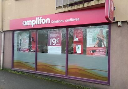 Photo du centre Amplifon de Betton