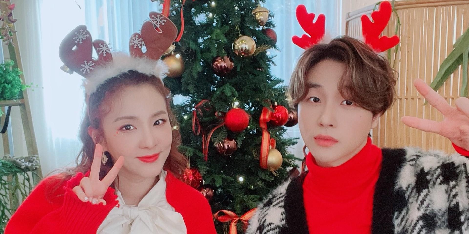Dara and iKON's Jay cover Iñigo Pascual's 'Dahil Sa'yo' for Christmas – watch