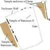 Tel El-Yahudiya (Jews' Hill), Map (Leontopolis, Egypt, N.d.)