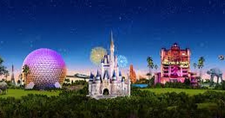 History of Disney Theme Parks Summer Camp! | Small Online Class for Ages  9-14 | Outschool